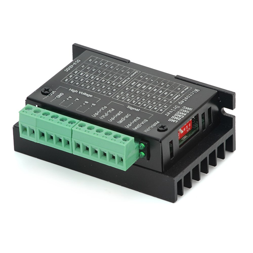 61lmGt1lY6L._SL1000_ mysweety tb6600 4a 9 42v stepper motor driver cnc controller  at creativeand.co
