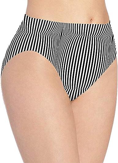 Adamitt Hipster de Mujer Bragas Breves Varios Patrones geométricos curvados Ropa Interior elástica Suave: Amazon.es: Ropa y accesorios
