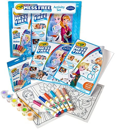 Crayola Color Wonder Gift Set, Frozen Toy