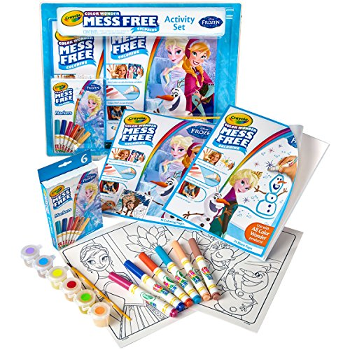 Crayola Color Wonder Gift Set Frozen Toy