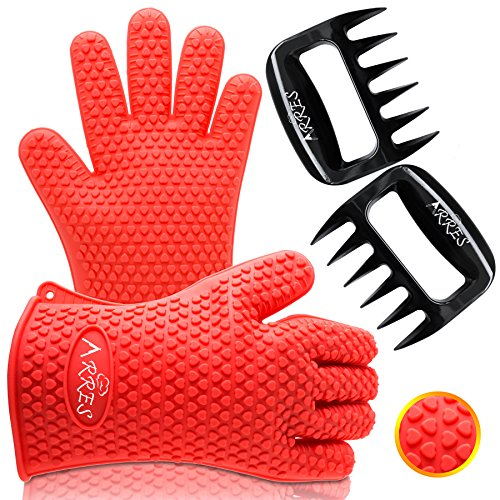 Arres Barbecue Gloves Pulled Claws product image