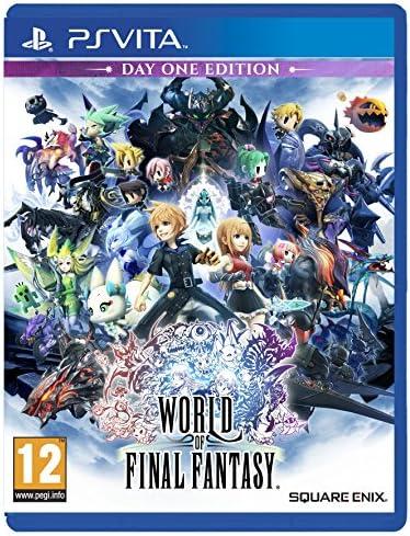 World of Final Fantasy: Day One Edition (Playstation Vita) (輸入版)