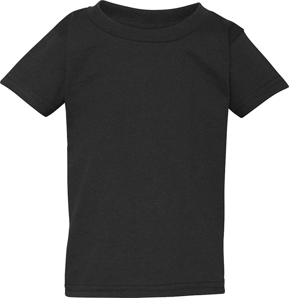 Gildan Heavy CottonTM Toddler 5.3 oz. T-Shirt (G510P) BLACK