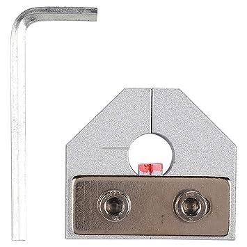 Kafuty Conector de filamento para Impresora 3D Cr-10 para Reprap ...