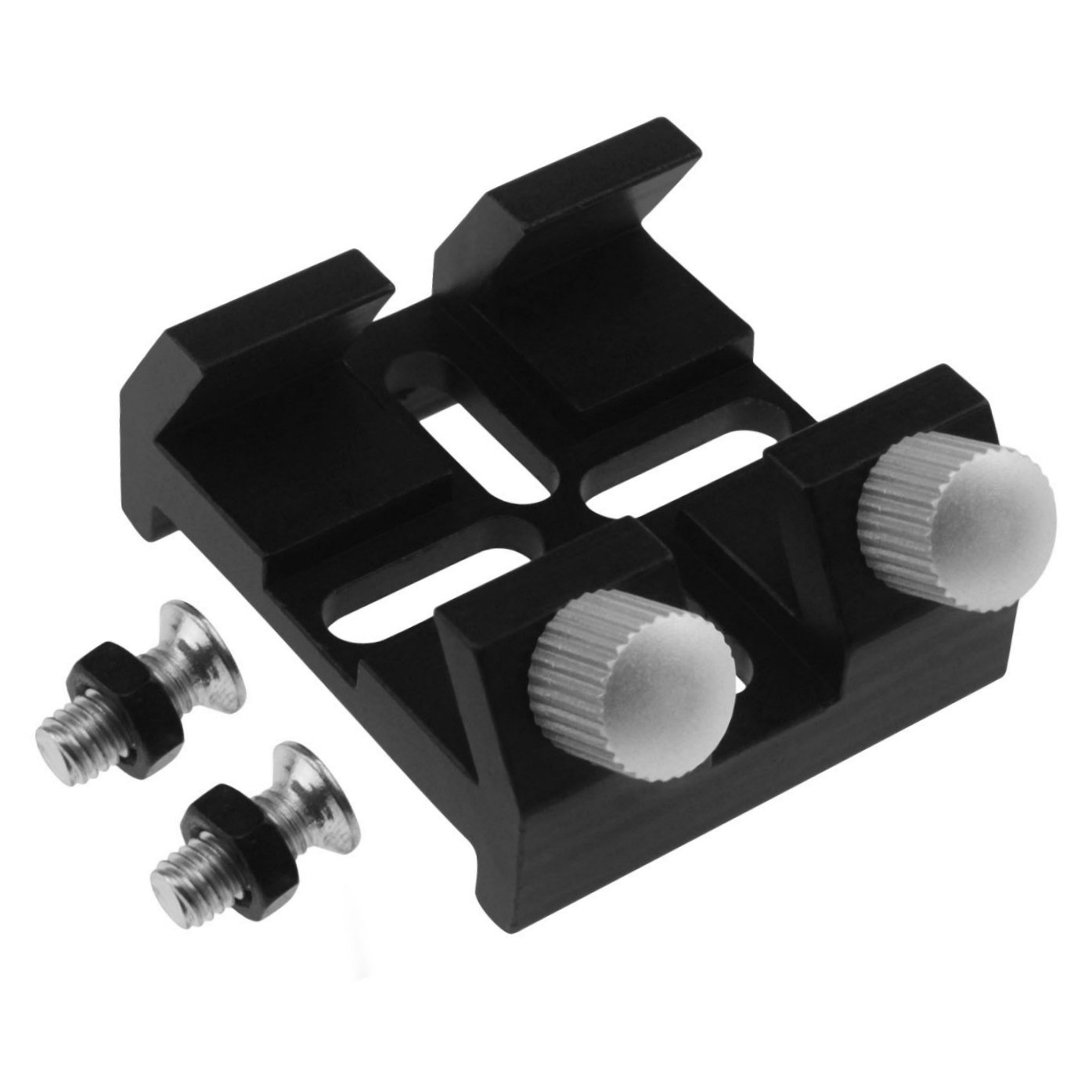 Astromania Universal Dovetail Base for Finder Scope - Ideal for Installation of Finder Scope, Green Laser Pointer Bracket