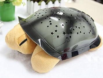 Werschildkröten Beleuchtung Dauer | Jiangjie Kreative Musik Schildkrote Projektion Sternenhimmel