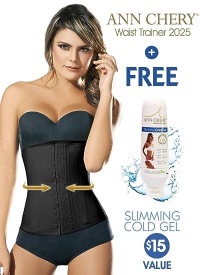 0b68053485 Ann Chery 2025 Faja Waist Cincher + FREE Ann Chery Slimming Gel 4 Oz (32