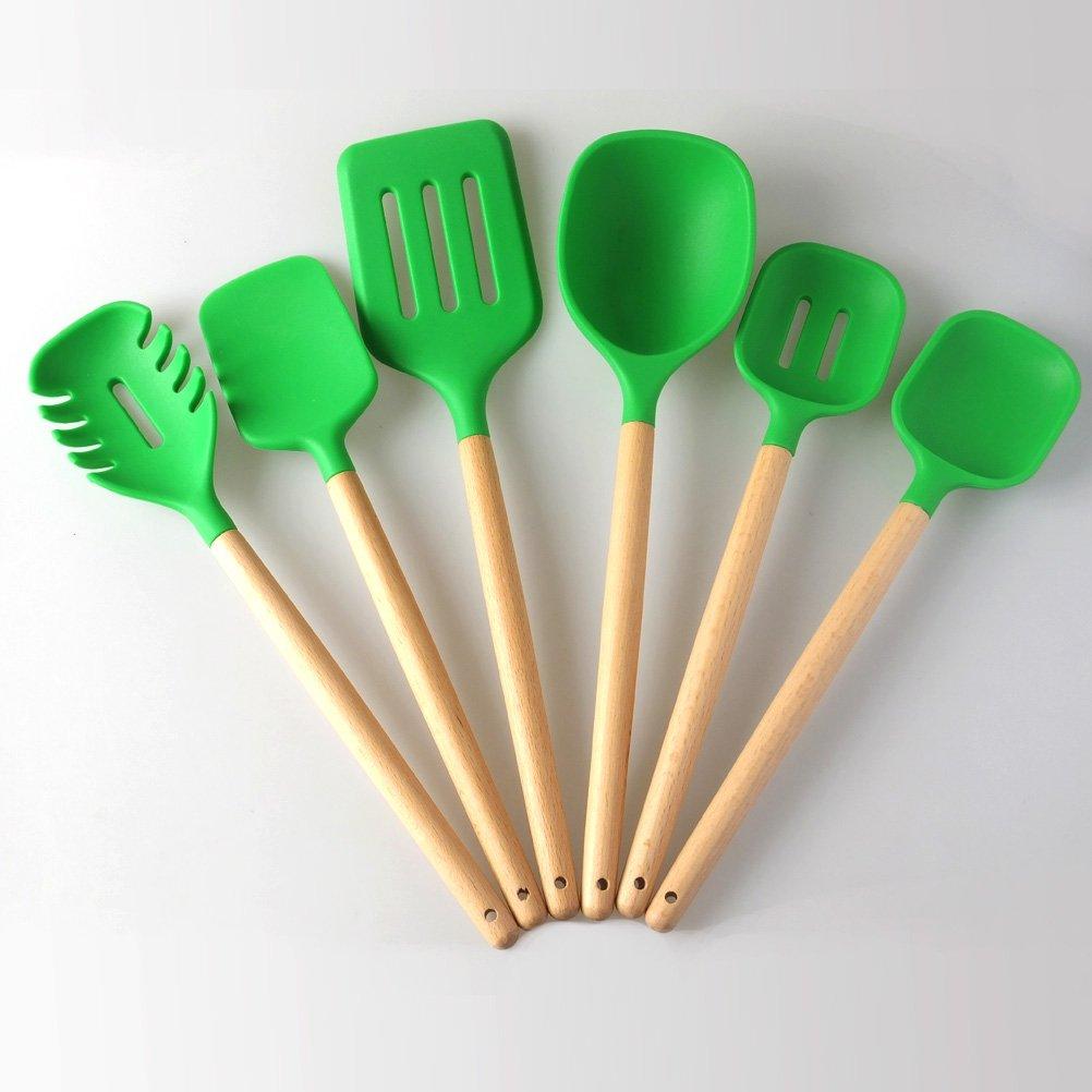 Kitchen Tool Set - PREMIUM - GREEN