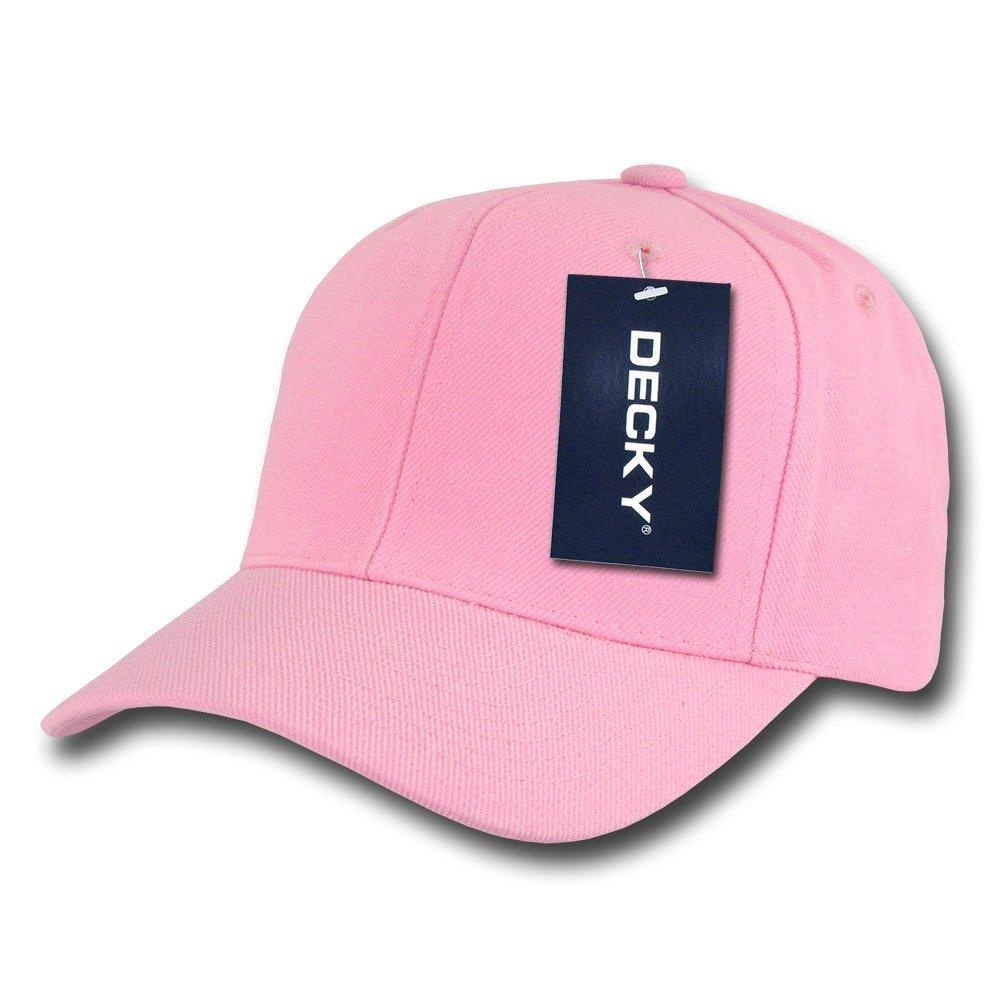 Decky–Cappellino da Baseball, Uomo, Deluxe, Charcoal, N/A 207-CHA