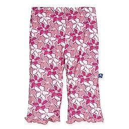 Kickee Pants Print Ruffle Pant Desert Flower (6 - 12 Months)