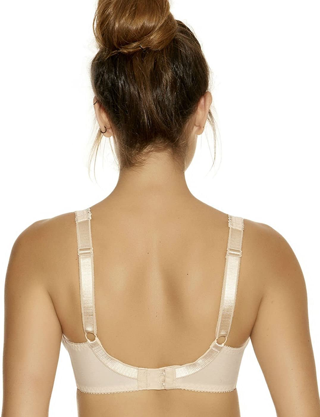 Speciality Cotton//polyester Smooth Cup Bra FL6500 RRP £25