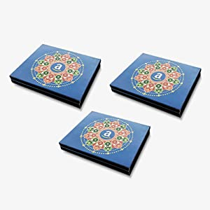 Amazon.in Gift card - in a Blue Gift Box (Pack of 3)