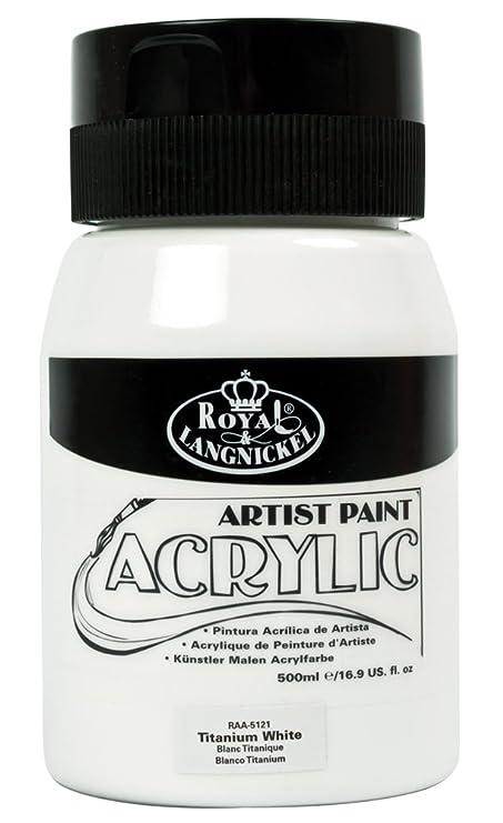 royal langnickel raa 5121 essentials 500ml acrylic paint