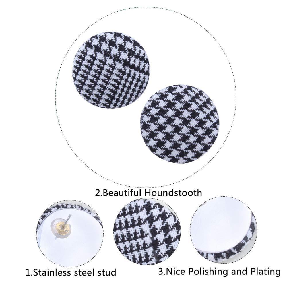 WomenS Ear Jewelry Simple Earrings Earrings Stainless Steel Hypoallergenic Earrings Fashion Earrings Womens fashion earring Stud Earrings Tassel Earrings Creative Personality Earrings