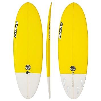 Resina Pukas surf - pastel blanco Blanco blanco Talla:1,8 m