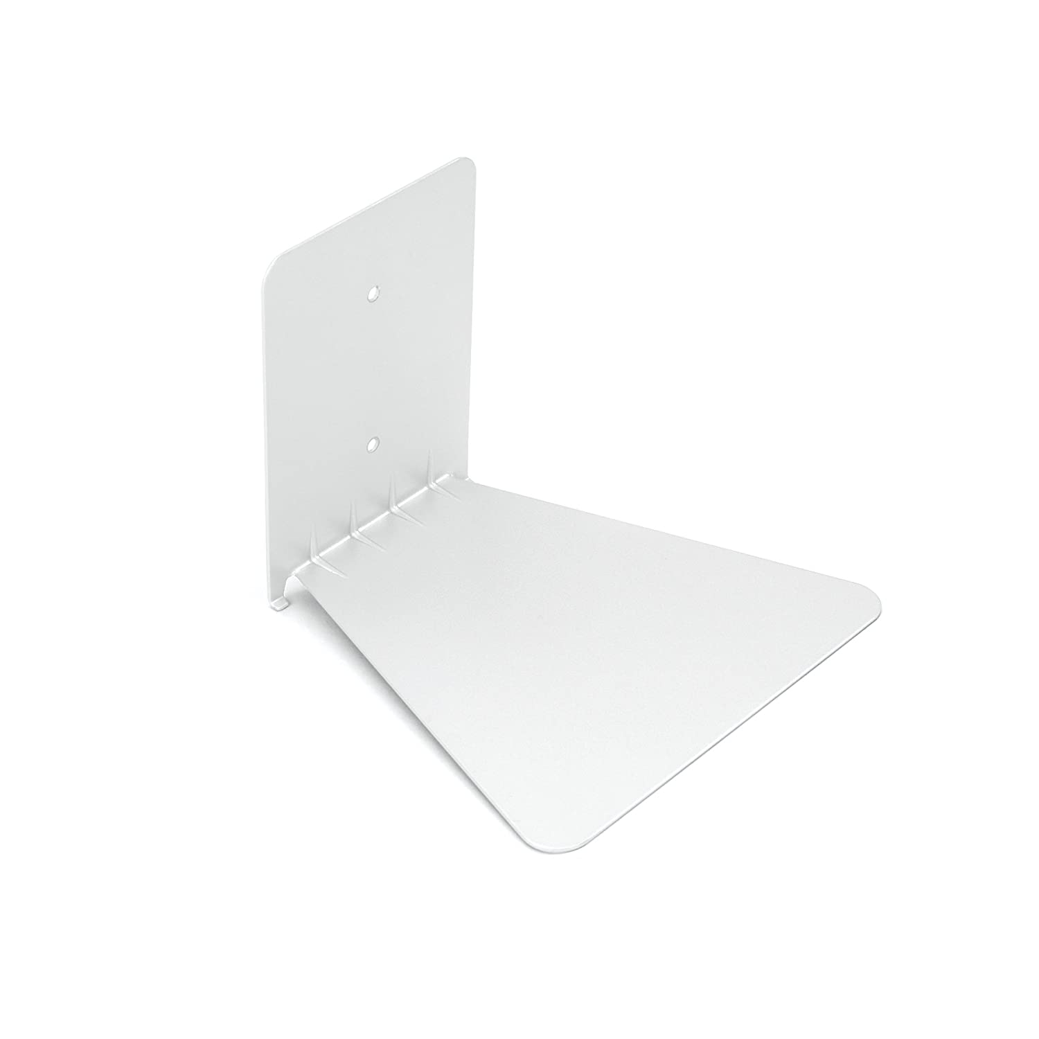 Amazon.com: Umbra Conceal Floating Bookshelf, Large, White: Home U0026 Kitchen