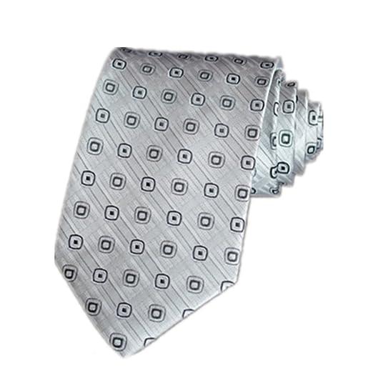 Junjiagao Corbata para Hombres Corbata Profesional para Negocios ...