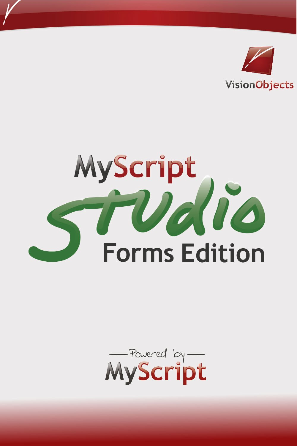 MyScript Studio Forms Edition [Download] by Vision Objects
