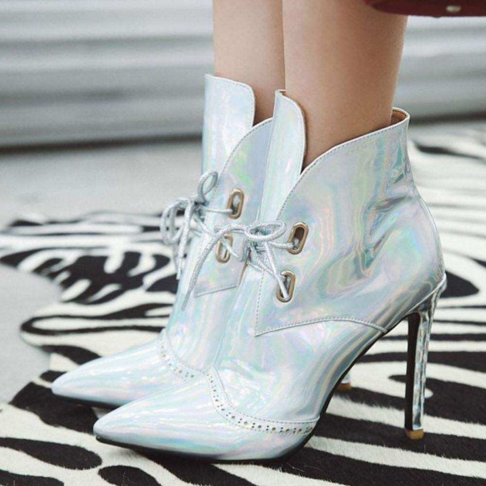 Zanpa Damen Damen Damen Mode Stiefelie Stiletto Heels Party e1cbdc