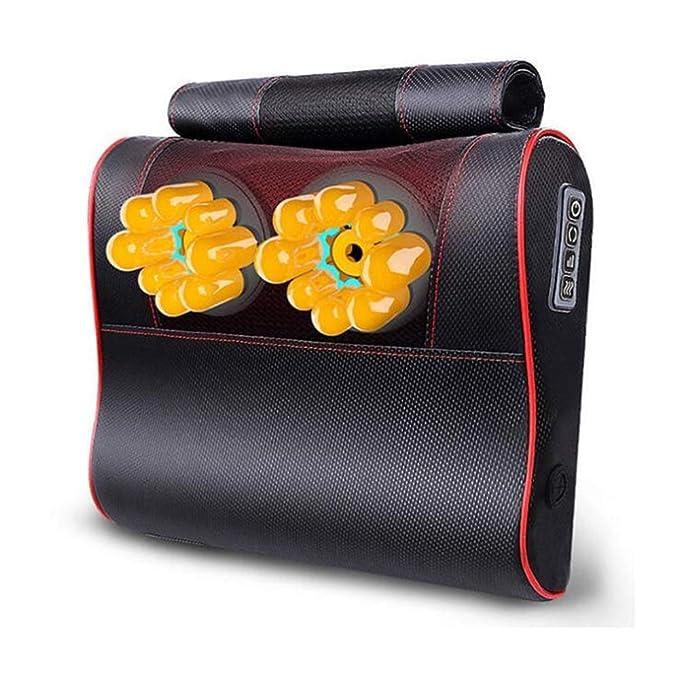 MSF Masajeadores eléctricos Cojín de masaje con infrarrojos ...