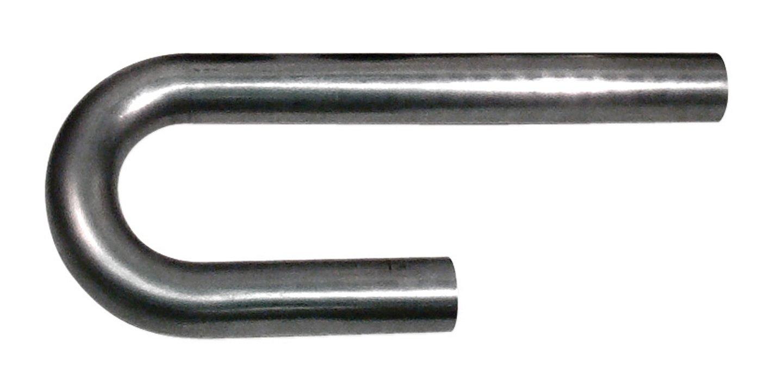 Patriot Exhaust H7028 1-7//8 Mild Steel J-Bend Exhaust Pipe