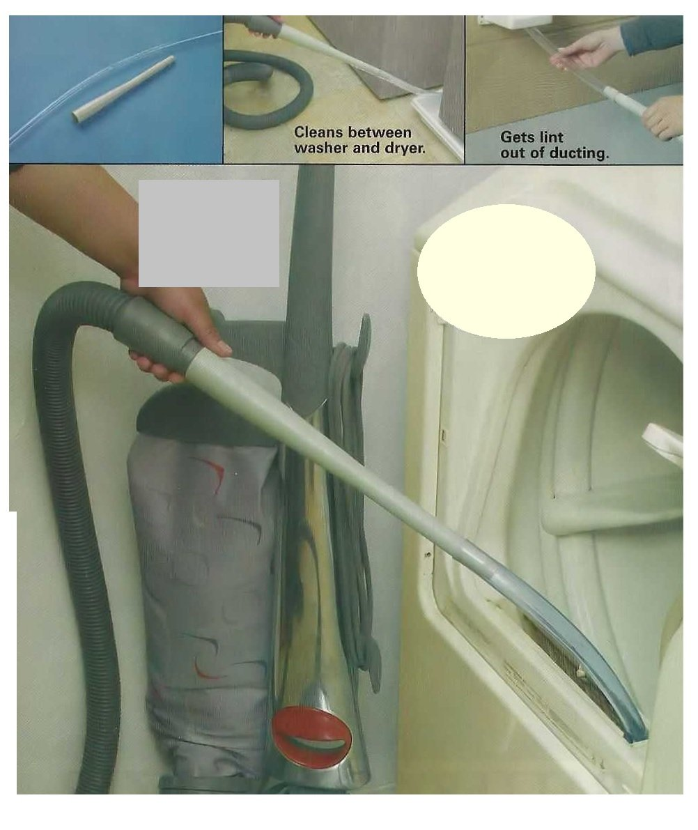 Trenton Gifts Dryer Vent Cleaner
