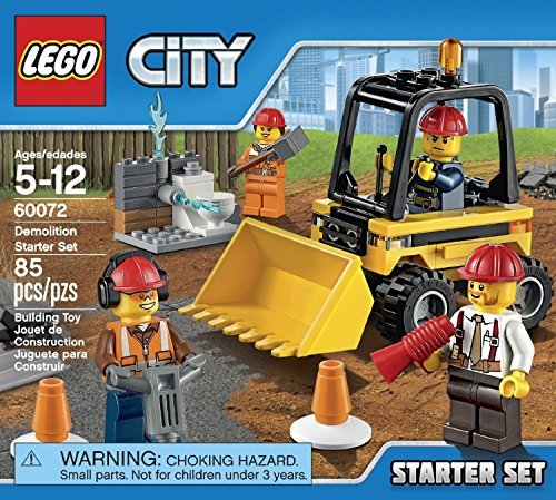 Juniors LEGO 85 PCS Demolition Starter Set Bike Box Building Toys by LEGO Juniors (Lego Starter Box compare prices)