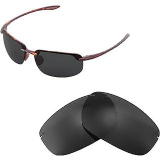 07caa81049 Walleva Replacement Lenses For Maui Jim Ho okipa Sunglasses - Multiple  Options