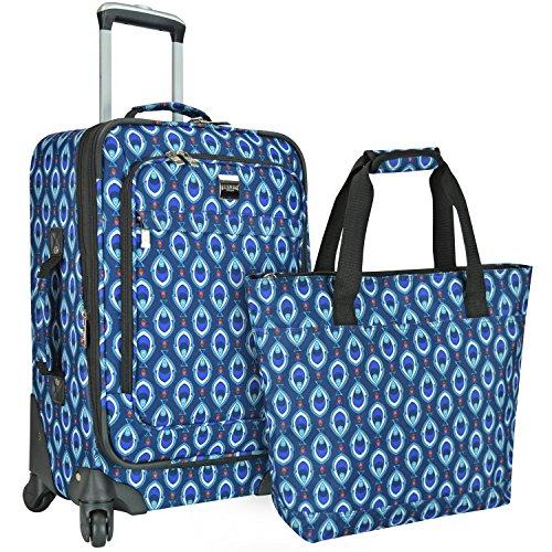 U.S Travelers Lanford 2-Piece Luggage Set (19