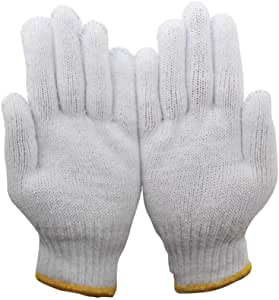Tower Cotton Gloves,CGB600,Multi Color