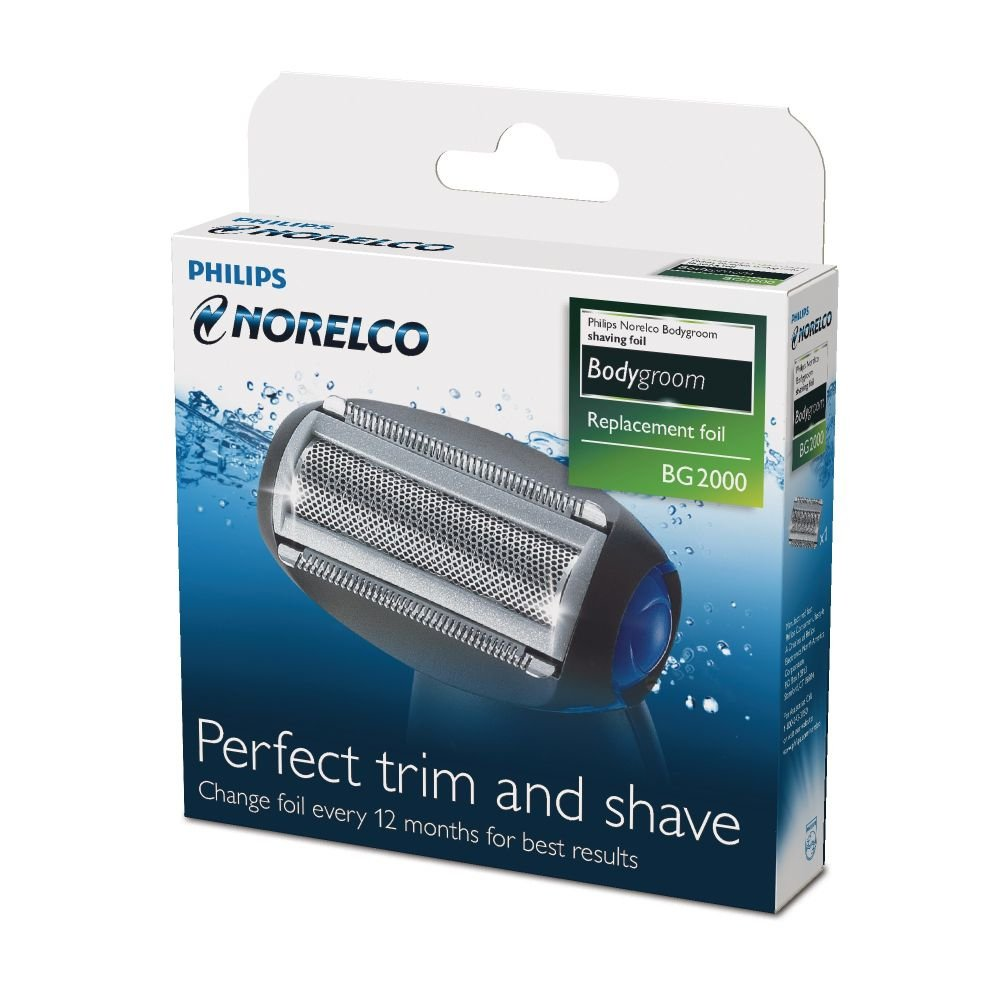 Philips Norelco Replacement shaving foil head BG2000/40 - shaver accessories
