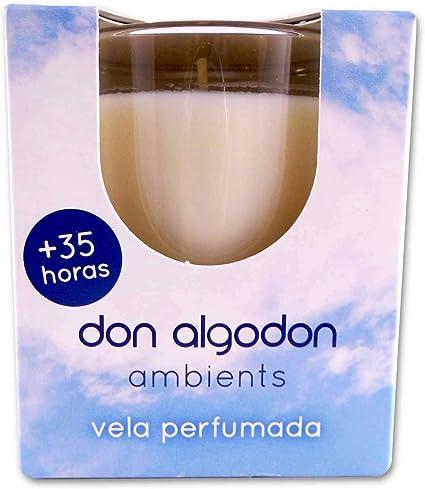 Don Algodón Velas y Esencias para el Hogar 1 Unidad 250 ml: Amazon ...