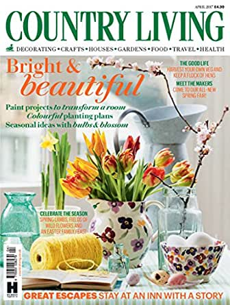 country living england magazines