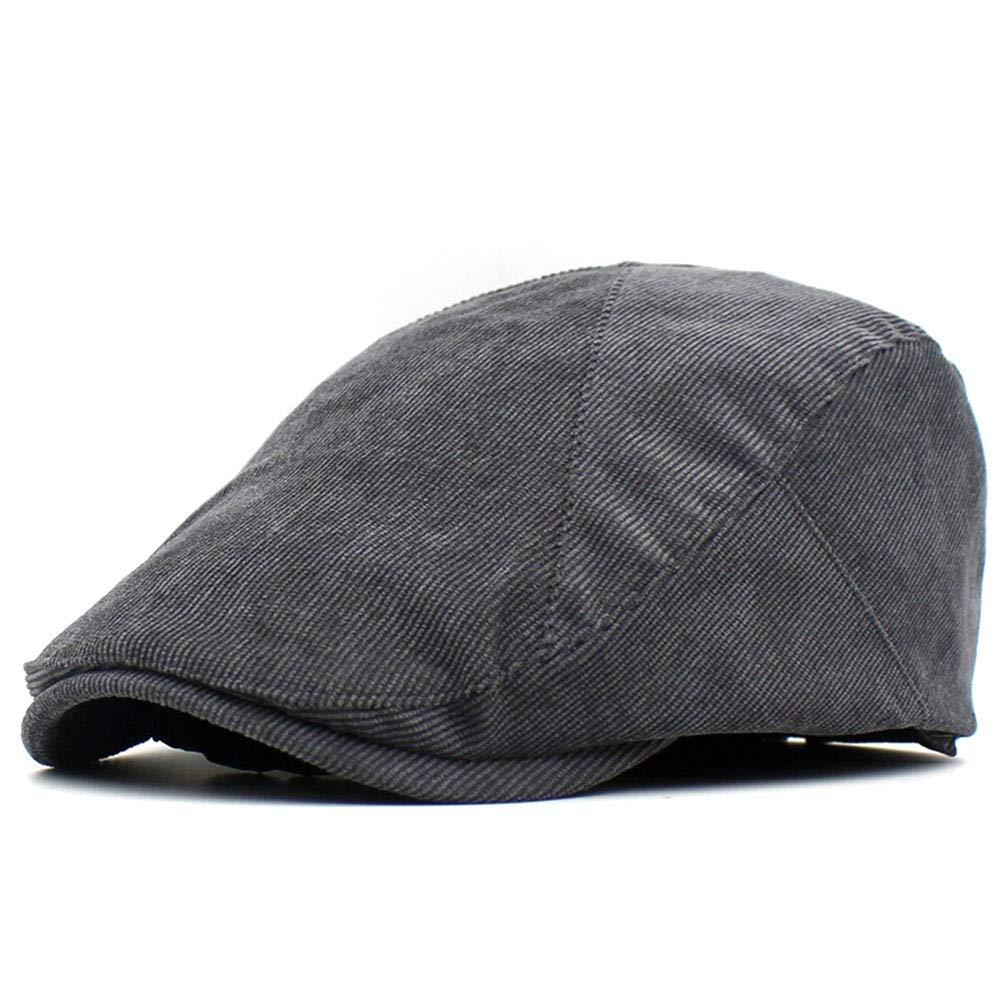 Anshili Uomo Cotone Spessore Cappello per linverno Cappelli