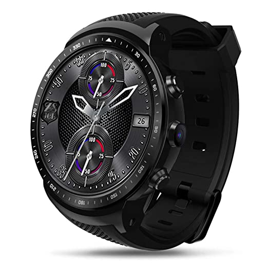 SJUAN Smartwatch, Reloj Inteligente, 1.53 Pulgadas 1 + 16 GB ...