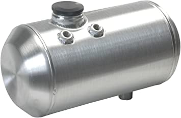 Gassers 1//4 NPT Tractor Puller 8x16 Center Spun Aluminum Gas Tank Made in the USA! 3.25 Gallon Hotrod