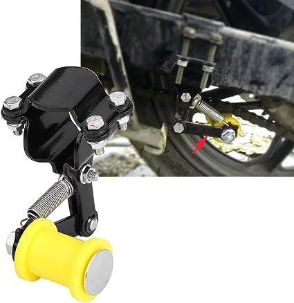 Bike Chain Adjuster Bicycle Chain Tensioner CNC Chain Regulator Aluminum Alloy