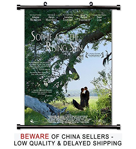 Sophie and the Rising Sun Movie Fabric Wall Scroll Poster