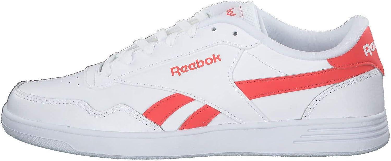 Reebok Herren Royal Techque T Tennisschuh Multicolor Weiss Vivdor Weiss