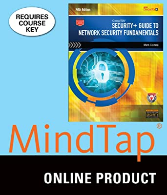 Amazon.com: MindTap Computing for Ciampa's CompTIA Security+ Guide ...