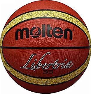 Molten b6t2000-ti 33 libertria QUALITÉ DURABLE OFFICIEL 12 Panneau BASKETBALL Only Sportsgear