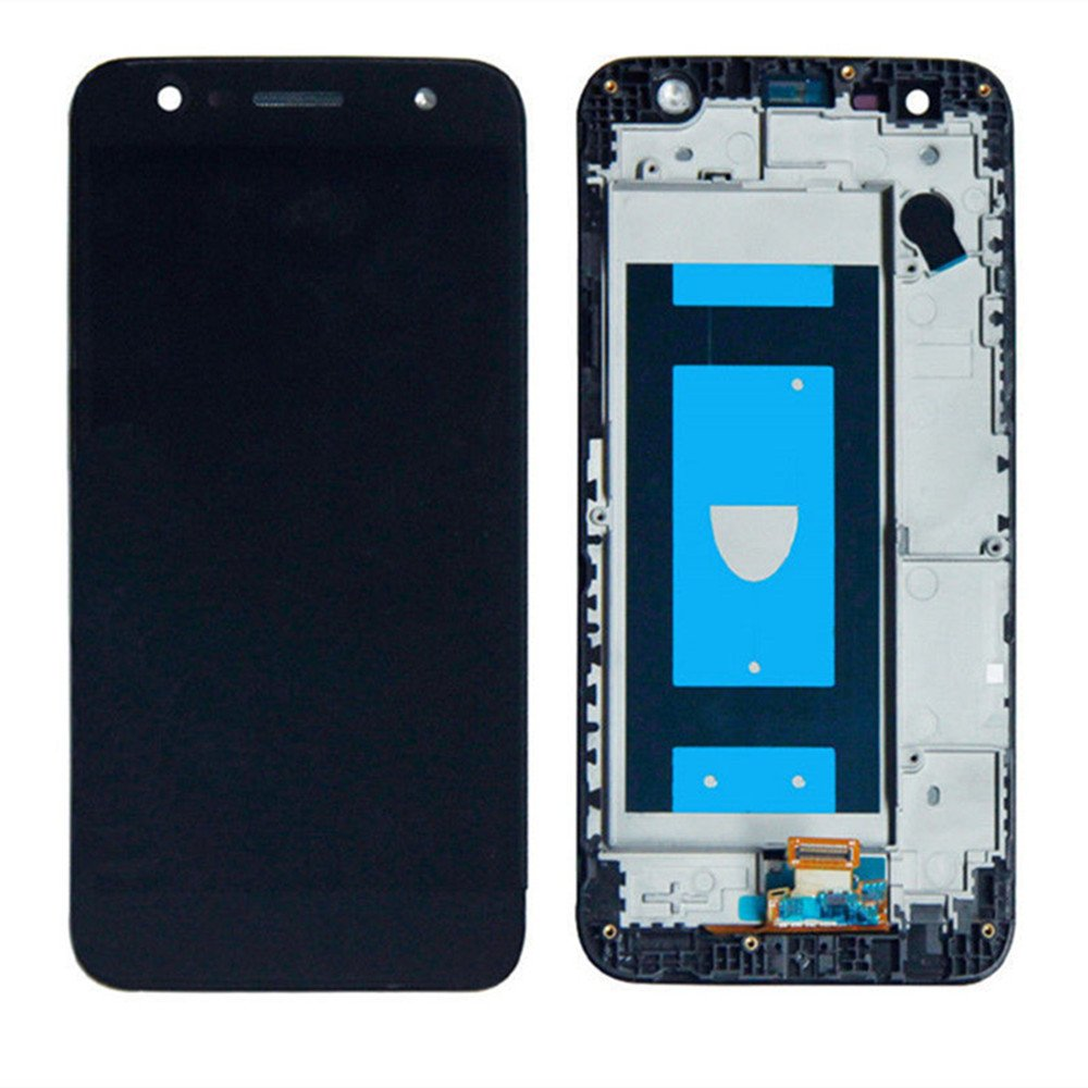 JIUJINYI LG X Power 2 M320 M322 Display im Komplettset: Amazon.de ...