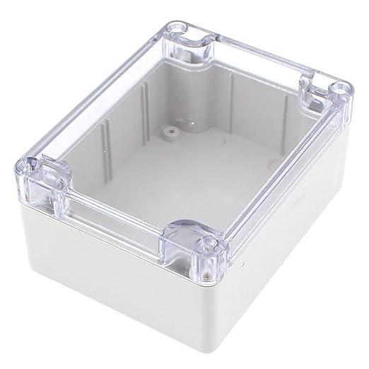 2 opinioni per Scatola di giunzione impermeabile- SODIAL(R) Scatola d¡¯ingegneria elettronica