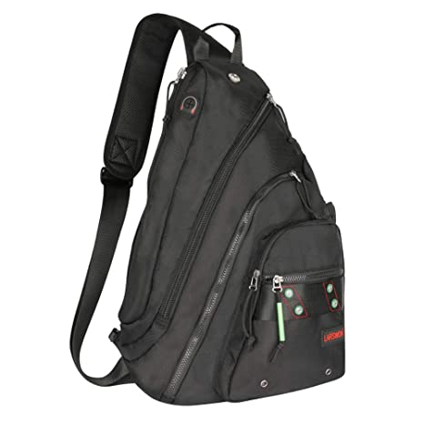 3ab9ece879 Amazon.com  Sling Backpack