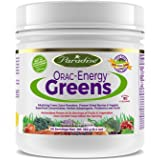 Paradise Hebs - ORAC Energy Greens - Organic Powdered Green Superfood - 6.4 Ounce 30 Servings
