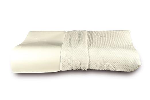 309 opinioni per Cuscino Baldiflex in Memory Foam- Modello Ortocervicale- Fodera in Silver Safe