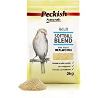 Peckish Adult Soft Bill Blend with Mealworm, 2kg