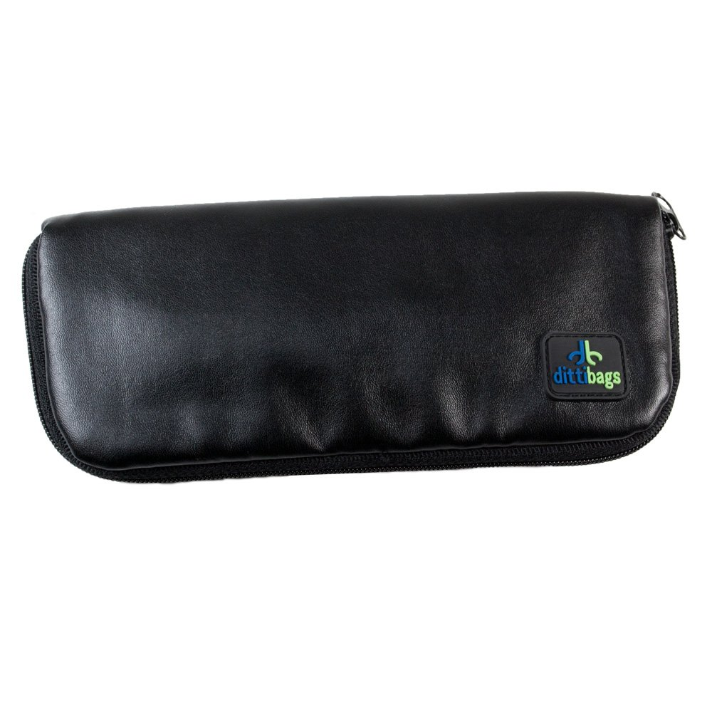 Skinny Case Diabetic Pen Wallet - (Black)
