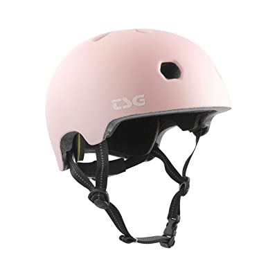 TSG Meta Skate & Bike Helmet in w/Dial Fit System | for Cycling, BMX, Skateboarding, Rollerblading, Roller Derby, E-Boarding, E-Skating, Longboarding, Vert, Park, Urban : Sports & Outdoors