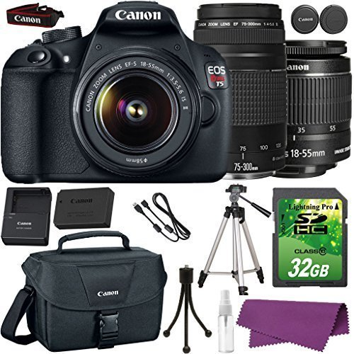 Canon EOS Rebel T5 DSLR Camera with Canon - Canon Af Extension Tube
